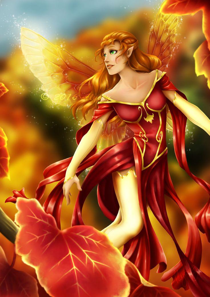 Autumn Fairy