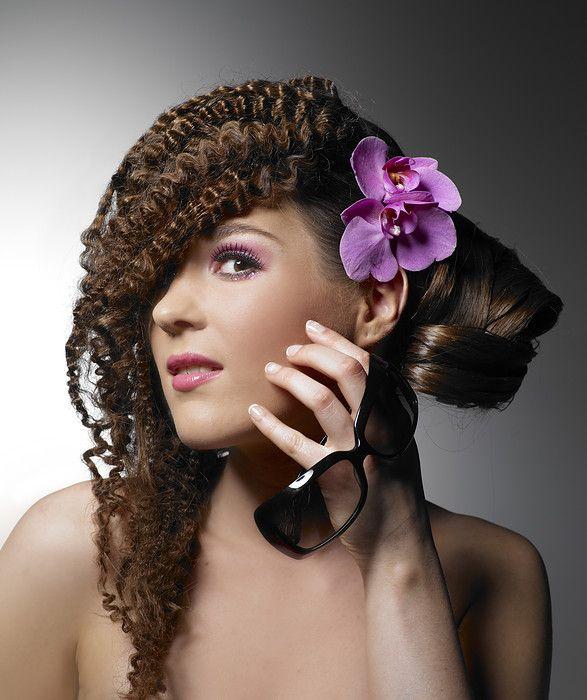 foto gemaakt door Niek erents fotografie haar door : Beauty of Hair by esther toen ik nog werkzaam was bij Roelien Hair & Beauty