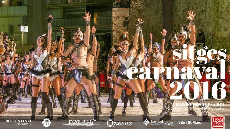 Carnaval Sitges 2016 - Sitges carnival 2016 ~ Youtube