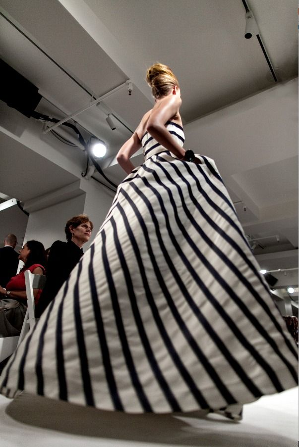 glamour stripes