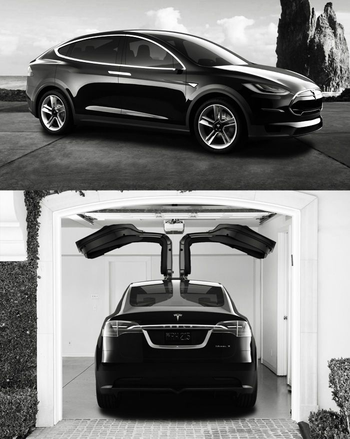 Tesla X Electric SUV