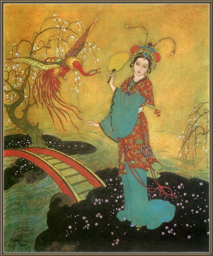 Edmond Dulac  Edmond Dulac (1882-1953) est un illustrateur français, naturalisé britannique.