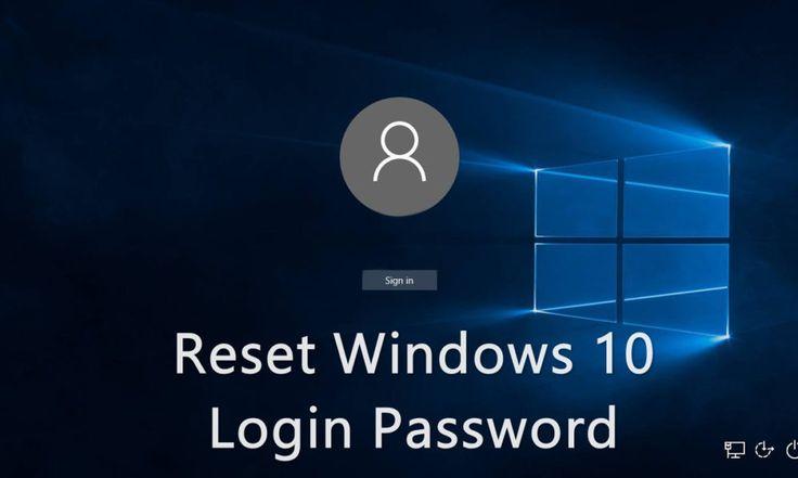 The Best Windows 10 Password Reset Guide to Unlock your Computer