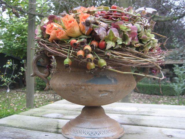 bloemstuk herfst