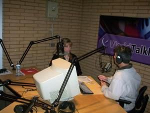 """The""""The Power of Leadership"""" radio show debutedJanuary 6th 2009. Being in studio and on air always full of fun- because you never know what you're going to get. going to say!  I have a goal to relaunch this show in an expanded format in 2014. You can catch archives of the show here: www.PowerOfLeadershipRadio.com"""