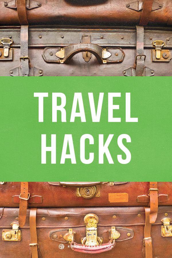 Travel Hacks: Make your next trip run smoothly!