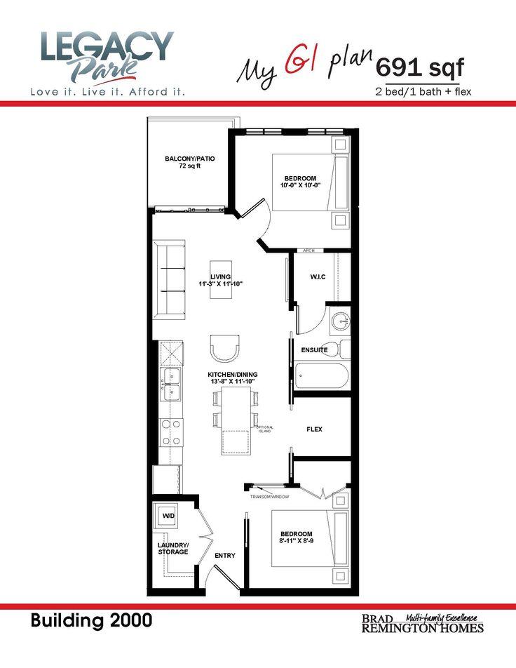 G Plan Approx  Sqft  Bedroom  Bathroom Condo Built By