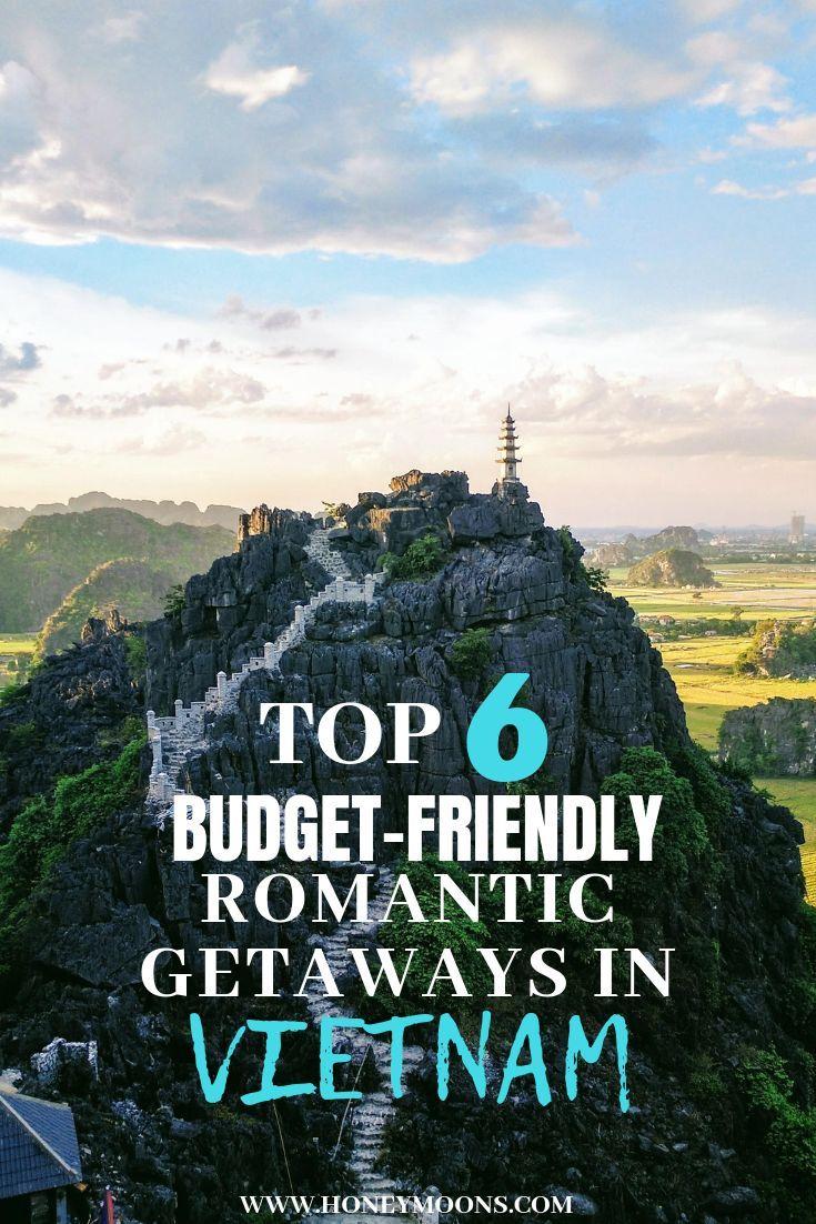 top 6 budget-friendly romantic getaways in vietnam | asia | romantic