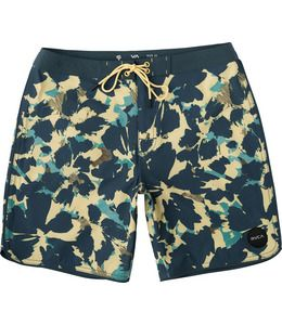 RVCA BOARDSHORTS SOUTH EASTERN PRINT BOARDSHORTS