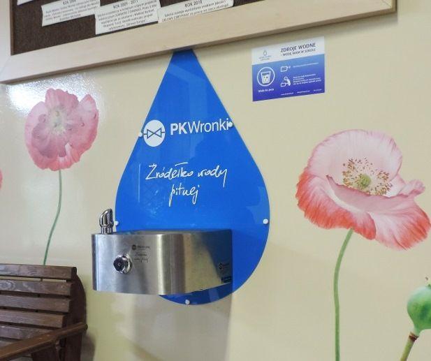 HAWS 1105 - źródełko wody pitnej