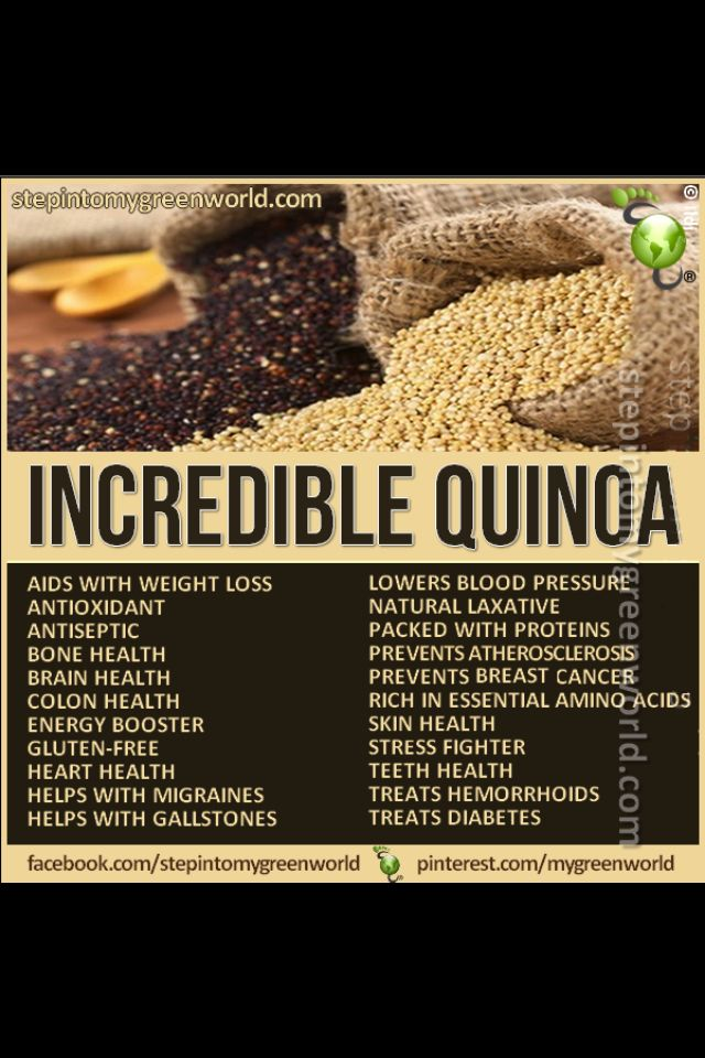 30 Best images about Health Benefits of Quinoa on ...