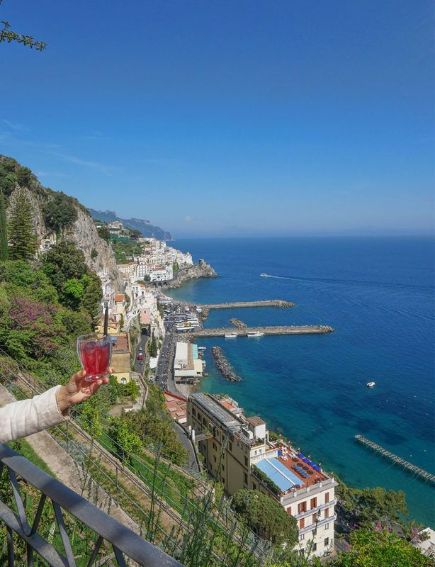 Grand Hotel Convento Di Amalfi A Historic Amalfi Coast Hotel