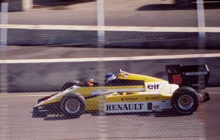 PATRICK TAMBAY #F1 #Formula1 #GrandPrix #GrandPrixF1 #Ferrari #Renault #McLaren #Theodore #Surtees #Ligier #HaasLola #Ford http://www.snaplap.net/driver/patrick-tambay/