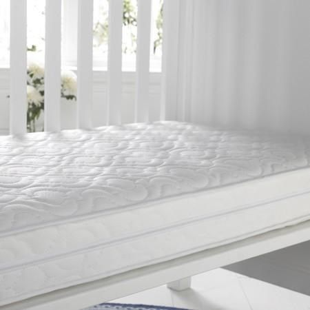 Izziwotnot Luxury Sprung Cot Bed Mattress 140 X 70cm