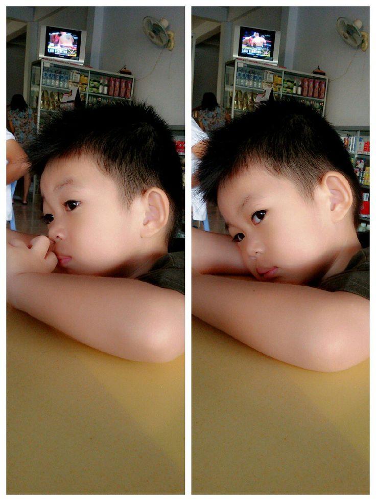 My korean boy