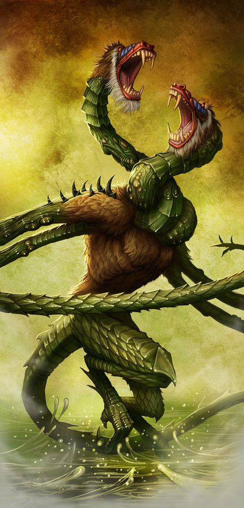 Demogorgon, Prince of Demons by MichaelJaecks on ...