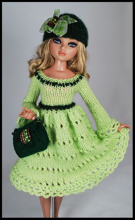 Knitting Clothes For Barbie Dolls : Best ellowyne wilde images on pinterest barbie doll