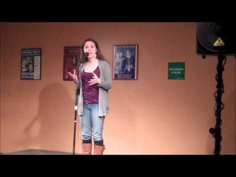 Sierra Demulder - Unrequited Love Poem (On watching someone you love love someone else) - YouTube