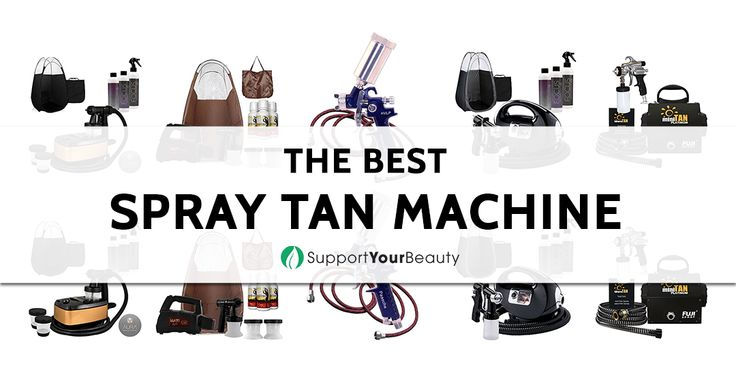The Best Spray Tan Machine – 2017 Reviews & Top Picks - Check it out here https://supportyourbeauty.com/best-spray-tan-machine/ on Support Your Beauty!  #Tanners #beauty