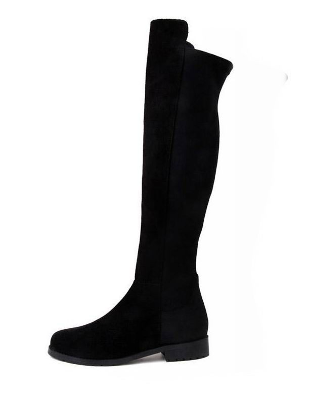 I have been looking for boots like these for years!Knee High