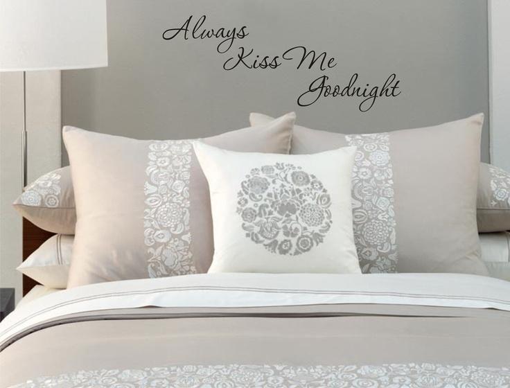 105 best Bedroom Ideas images on Pinterest | Kiss me, Bedroom ...