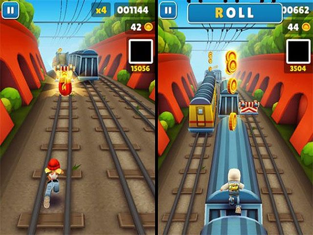 Subway Surfers Game Screenshots