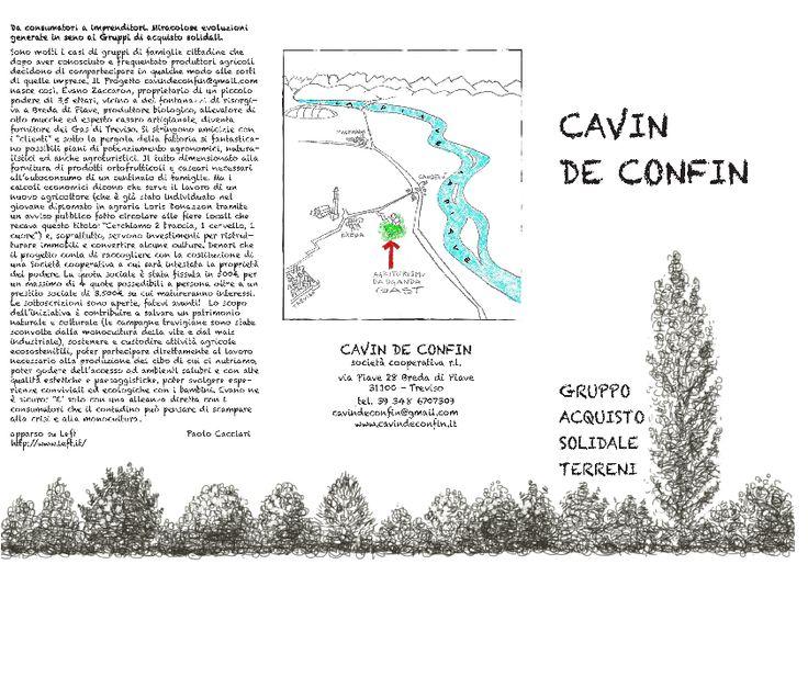 Progetto Cavin de Confin del GAST, Gruppo Acquisto Solidale Territorio (2a parte)