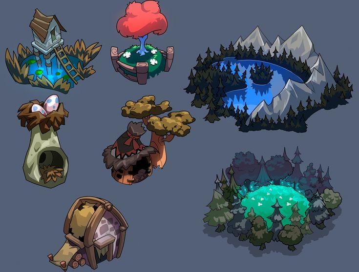 Habitats by SC4V3NG3R on deviantART