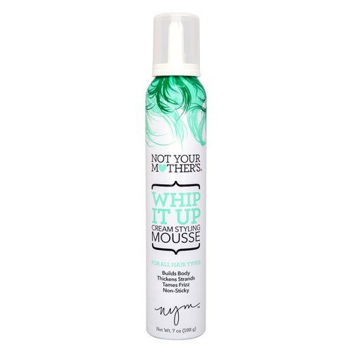 Not Your Mother's Whip It Up Cream Styling Mousse 7 oz