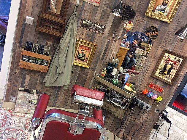 Les 25 meilleures id es de la cat gorie salon de coiffure for Deco meuble srl
