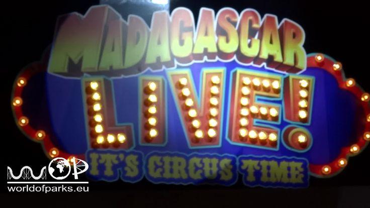 Madagascar LIVE! It's circus time - Heide Park Resort - Show HD komplett