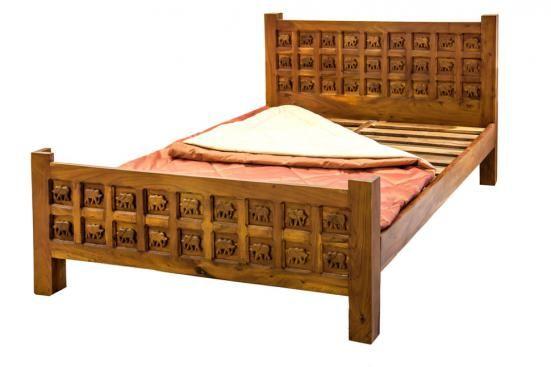 Деревянные кровати из массива | Натуральное дерево | Купить в Москве