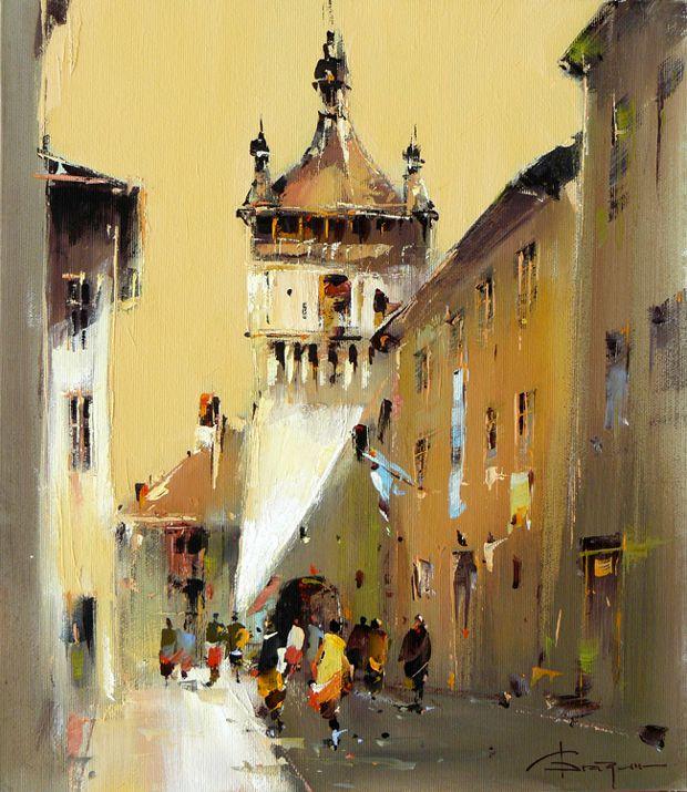 Pictura-Corneliu-Dragan-Targoviste
