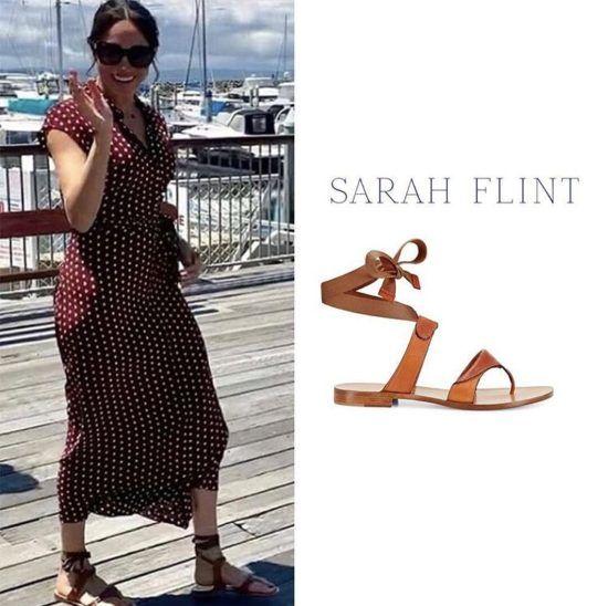 5c15e61d185a Sarah Flint Grear Sandal