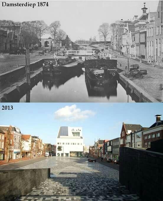 Damsterdiep Groningen