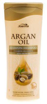Jeśli Twoje włosy są suche, zniszczone, i potrzebują wyjątkowej pielęgnacji, użyj szamponu arganowego. Odżywczy olejek arganowy zregeneruje i wygładzi włosy, nada im sprężystość i wyjątkowy blask.