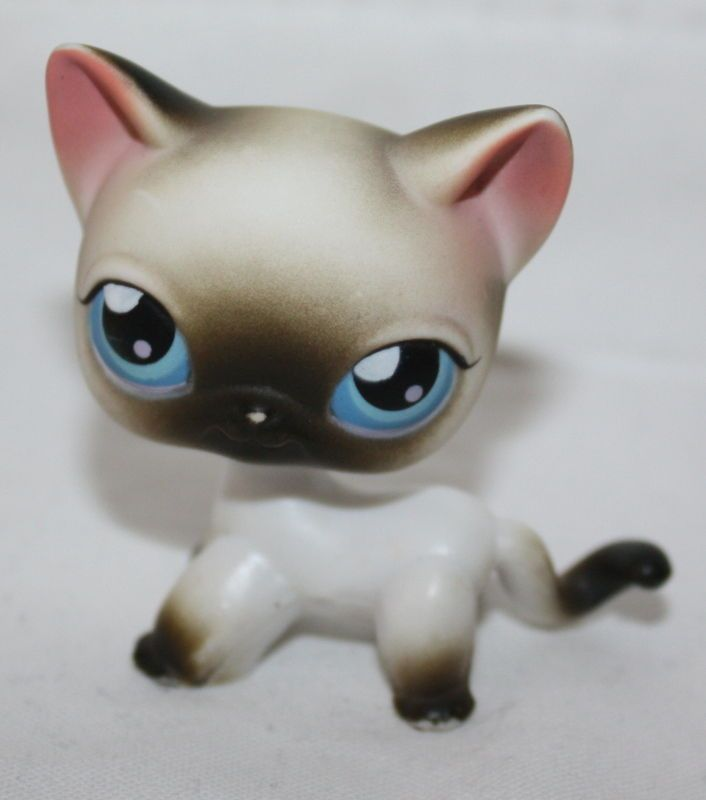 Siamese Shorthair (Briah) (I give all my LPS names lmao