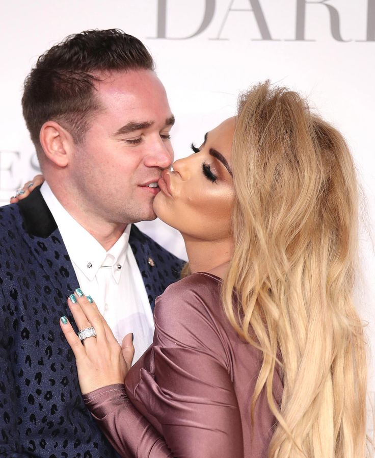 Katie Price hints she will duet with Kieran Hayler after posting video of him singing