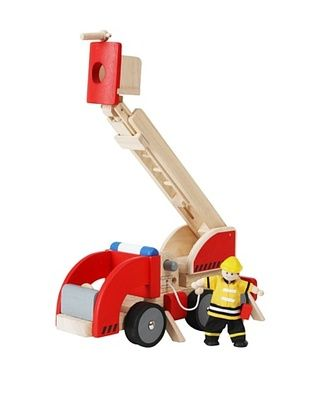 52% OFF PlanToys PlanActivity Fire Engine