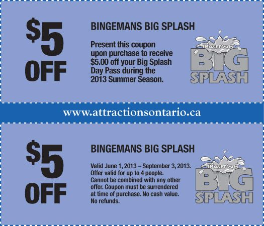 Alberta attractions coupons