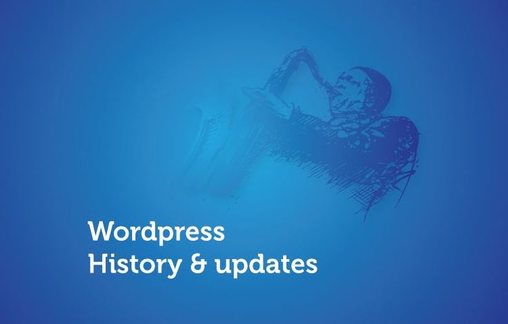 wordpress-updates-and-history