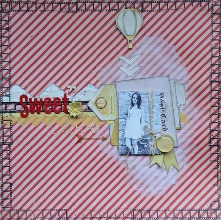 Kit du mois de Novembre Par Sandra