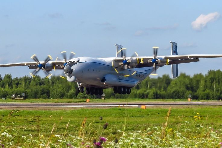 """russian-air-force: """"AN22 """""""