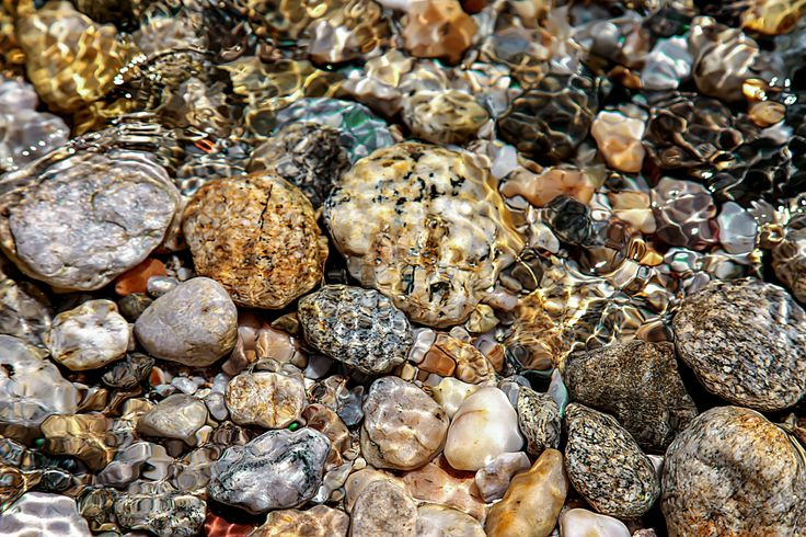 Pebbles by Eleni Mac Synodinos on 500px