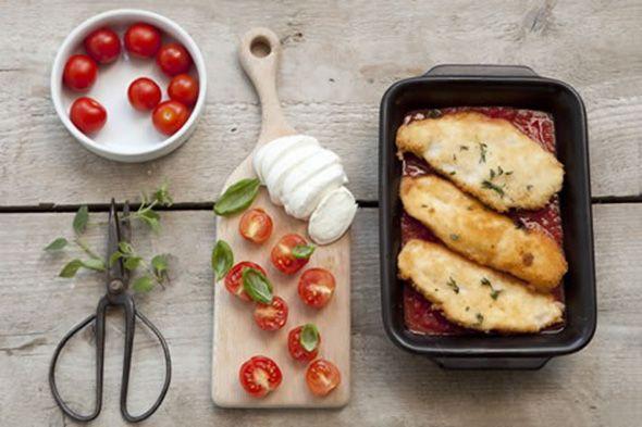 Zo maak je authentieke kip parmigiana | Koken-En-Eten | zininmeer