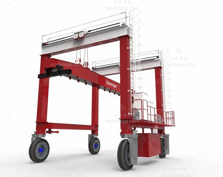 RTG Crane RTG Crane Pinterest - container crane operator sample resume