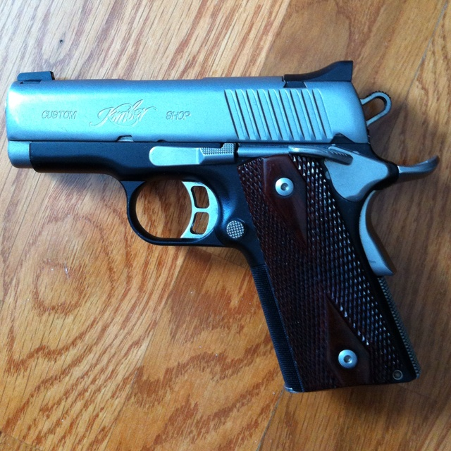 Kimber pretty little thing - 4 1