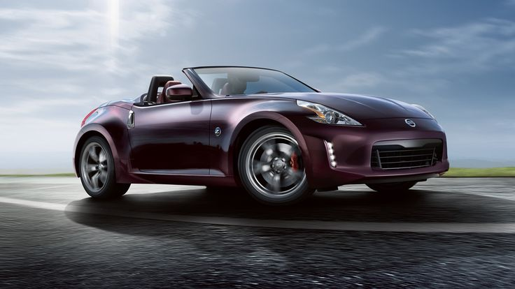 Open air and open roads go hand-in-hand in the Nissan 370Z Roadster. Our soft-top, sporty convertible offers unique design, performance and value.