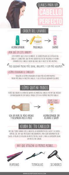 Cabello Perfecto _ Por Secretos De Chicas