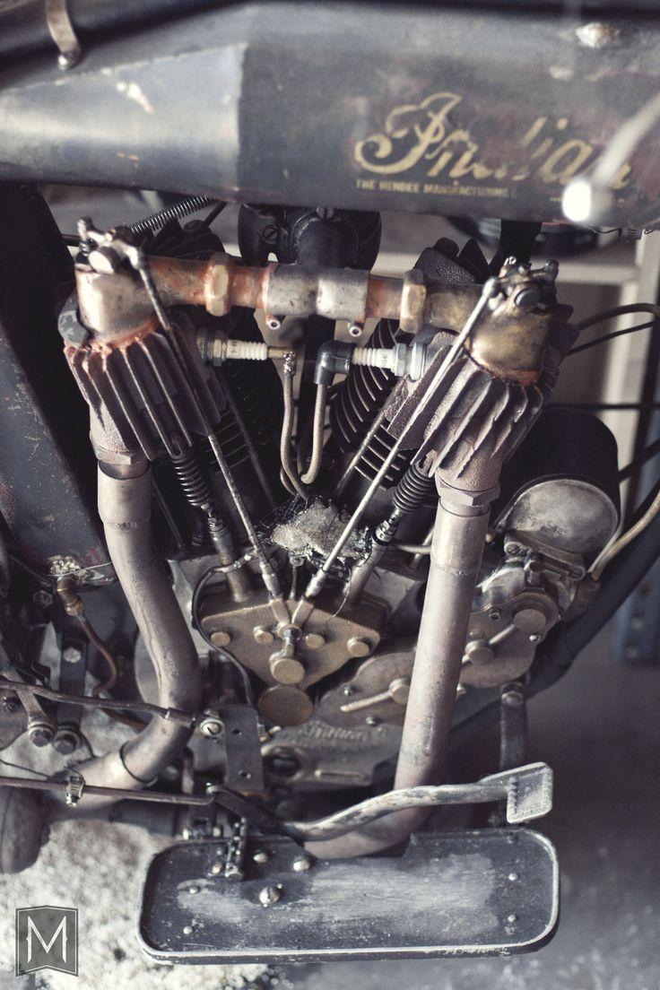 1915 Indian motor